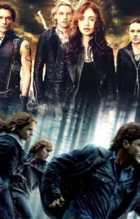 Mortal Instruments: Harry Potter Cross Over - Harry Potter