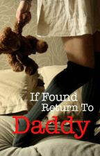 If Found Return To Daddy ♥ (ScreenPlay) [Watty Awards 2015] #Wattys2015 by ThexDarkxFairy-