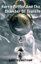 Harry Potter and the Chamber of Secrets by galifreyanfreak