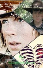 Angel With A Shotgun  (Carl Grimes) by Destructive_Monster