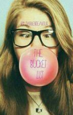 The Bucket List by darkendeavour