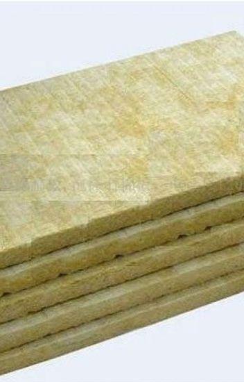 Bông Sợi Khoáng rockwool dạng tấm vật liệu cách âm cách nhiệt