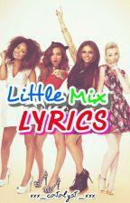 Little Mix Lyrics by jinsugajhoperm