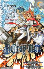 D.Gray-man Reverse Volume 2: The 49th name [ON HOLD] by Yuuki0512