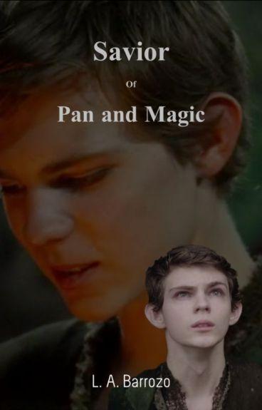 Savior of Pan and Magic (Peter Pan OUAT)