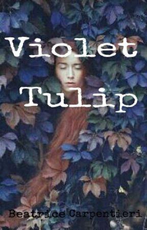 violet tulip by Violet-tulip