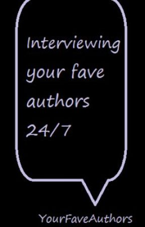 Interviews ~~~ by YourFaveAuthors