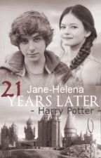 21 years later - Harry Potter by Jane-Helena