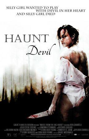 Haunt Devil by Ixoyra