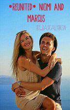 •Reunited• Niomi and Marcus by basicallybron