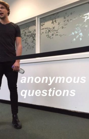 anonymous questions • a.i