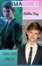 Imagines > Thomas Brodie Sangster & Robbie Kay by ESangsterKay