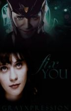 Fix You (Loki Romance) by grayxpression