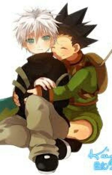 Please love me (Gon x Killua) Yaoi