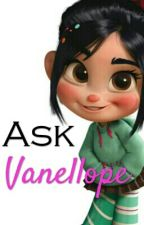 Ask Vanellope by Vanellopex