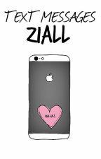 Text Messages »  Ziall by Joericktoxic