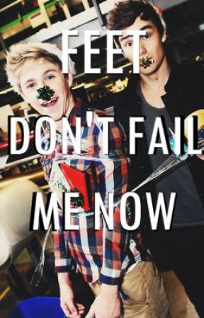 Feet Don't Fail Me Now (Niam One Shot) by OopsLarry