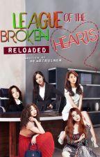 League Of The Broken Hearts II by heartruiner