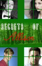 The Secrets of Allison by Nats_writer