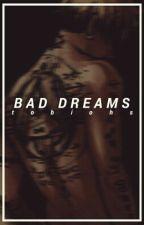 Bad Dreams ➳ Bill Cipher x Reader by tobiohs