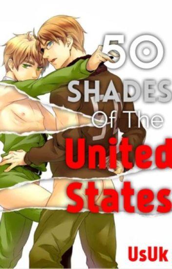 50 Shades of The United States (UsUk)