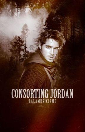Consorting Jordan by lalamusicisme