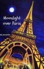 Moonlight over Paris by mialeonardo
