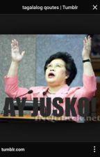Walang forever wag kang shunga by shimri