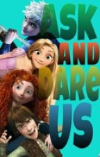 Ask and Dare us (Big Hero 6, HTTYD and The Big five) by Miss_Nobody101