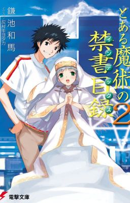 Toaru Majutsu no Index Vol.2: Deep Blood