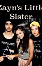 Zayn's little sister by andrusca159