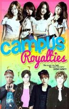 The Campus Royalties by _ethereality