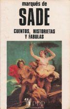 Marqués de Sade by laylatargaryen