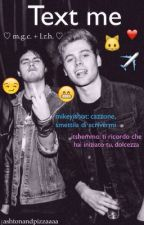 Text me « Muke by drunkwithbillie