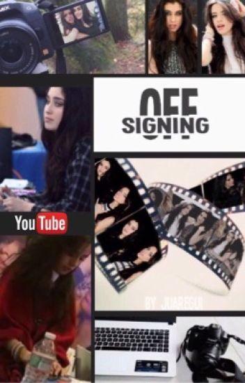 Signing Off (Camren)