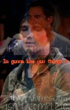 I'm gonna Love you through it. || Jarlos Love Story by ConnorsCoffeeCup