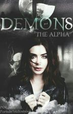 DEMONS- The Alpha  by Row_07