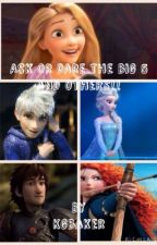 Ask and dare the big 5 and others!! by Hamiltrash7577