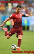 Cristiano Ronaldo by Arvidept