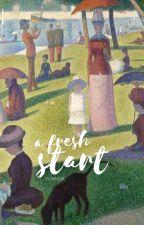 A FRESH START | GLEE by filmnoir_