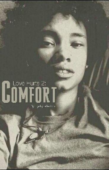 Love Hurts 2: Comfort (Lesbian Story)