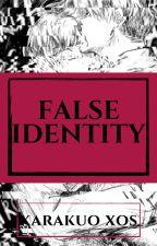 False Identity (LevixEren) by KarakuoXos