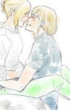 Ask Armin and Annie by xXAnnie_LeonhardtXx