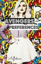 Avengers Preferences by Asflokikins