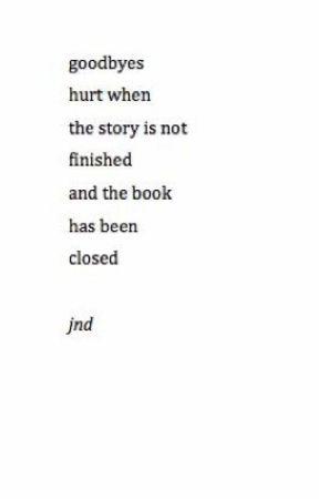 Poems about depression - GoodBye   - Wattpad