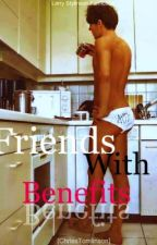 Friends With Benefits (Larry Stylinson) by NutellaZarry
