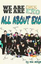 EXO FACTS by oppositeofaphrodite