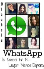 WhatsApp - Chris Collins by laabelu