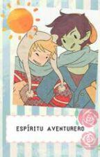 Espíritu aventurero [Marshall Lee x Finn] by yapoimimio