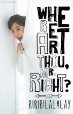 WHERE ART THOU, MR. RIGHT? by RiririLalalay